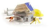 House Construction No. 8  - 185302244