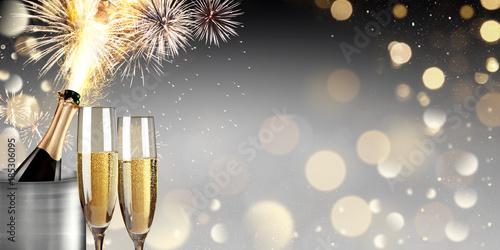Champagner zum Fest - 185306095