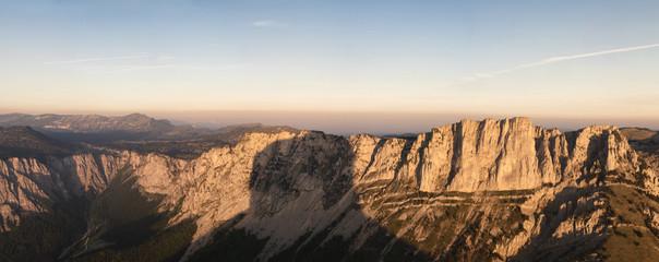 Ombre du Mont Aiguille