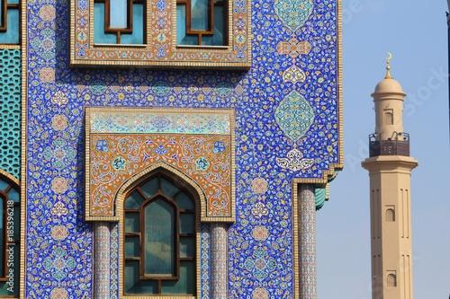 Papiers peints Dubai Dubai mosque