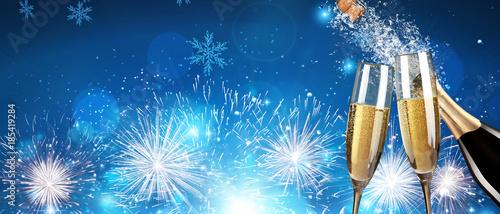 Champagner zum Fest - 185419284
