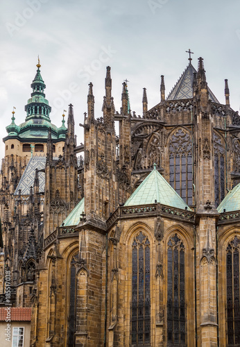 St. Vitus Cathedral, Prague Poster