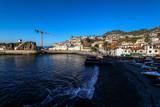 Fototapety Câmara de Lobos ist ein malerischer portugiesischer Fischerort auf der Insel Madeira