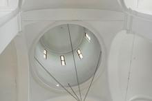 """Постер, картина, фотообои """"Ceiling in the Orthodox Church"""""""