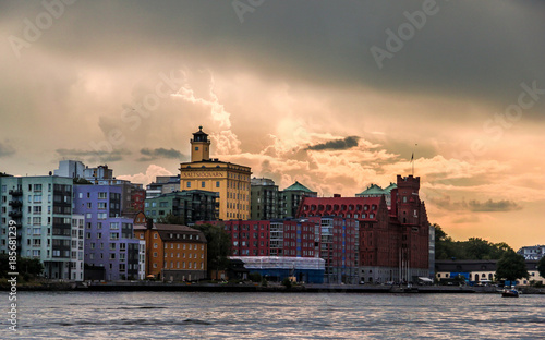 Stockholm drama