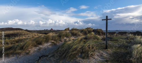 Foto op Plexiglas Noordzee Spiekeroog Inselpanorama