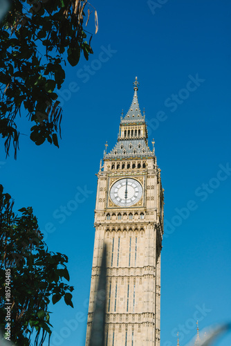 The Big Ben, London
