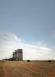 Series of Grain Elevator Country Side Alberta