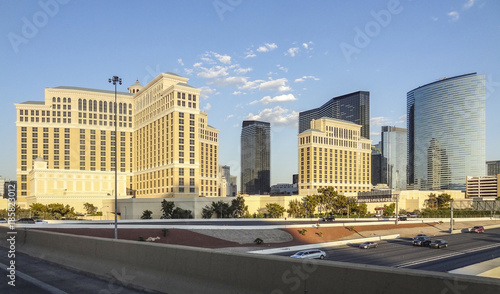 Foto Spatwand Las Vegas Las Vegas in Nevada