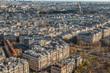 Old city of Paris