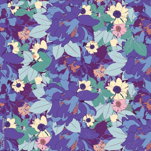 blue-peony-botanical-vector-seamless-pattern