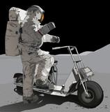 Astronaut_LunarRover