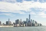 Skyline Of Lower Manhattan New York - 185922429