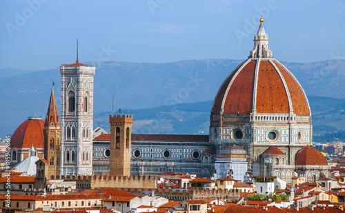 Fotobehang Florence Florence cathedral Duomo