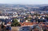 vue sur la ville de Saint-Etienne, Loire - 185968062