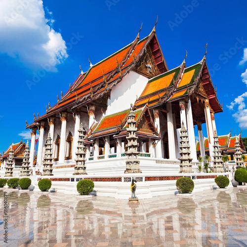 Aluminium Thailand Wat Suthat Temple