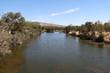 Avon River nearby York in Western Australia