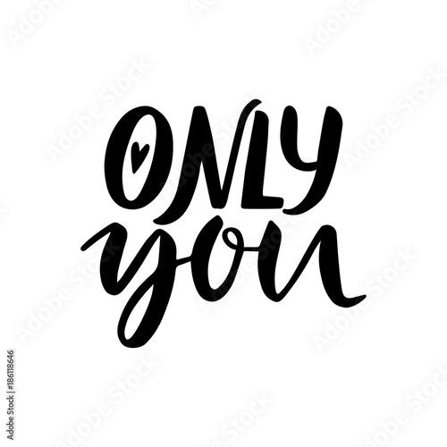 Póster Sólo tu
