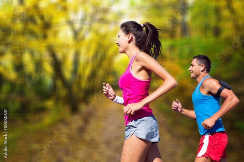 Runner. - 186180631