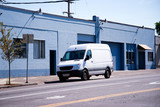 Minivan for commercial transportation and small business - convenient and practical vehicle