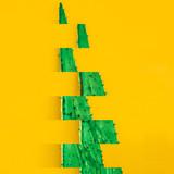 Plant Design. Plant Lover. Aloe Minimal geometry fashion art - 186202834