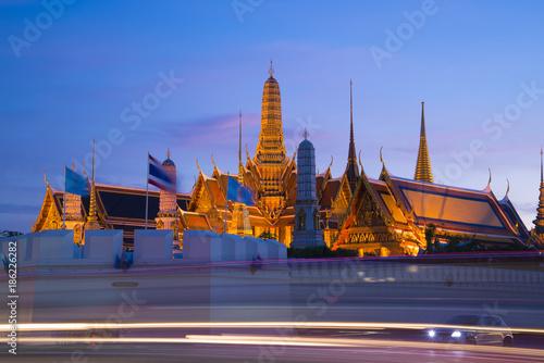 Aluminium Thailand Wat Phra Keao in one of Bangkok's landmark.