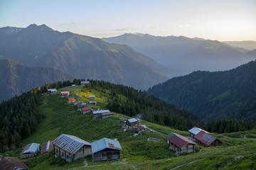 Pokut Plateau Rize Camlihemsin Turkey