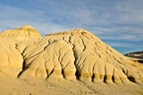 The badlands in Dinosaur Provincial Park