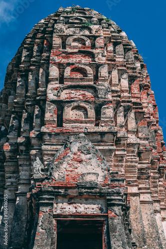 Aluminium Thailand the top of a thai temple
