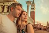 Paar in Venedig - 186424619