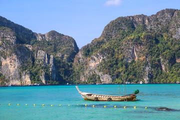 Ko Phi Phi Leh mit Maya Bay in Thailand