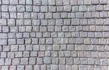 background of cobble stones - 186458494