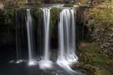 Duden Waterfalls In Antalya. Beautiful Waterfall Antalya Turkey