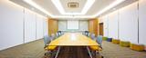 interior of modern meeting room - 186483816