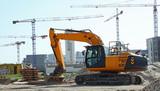 Chantier de construction d'immeubles - 186508431