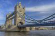 turístico puente de las dos torres de Londres