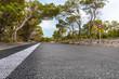 Ibiza Landstraße extrem closeup