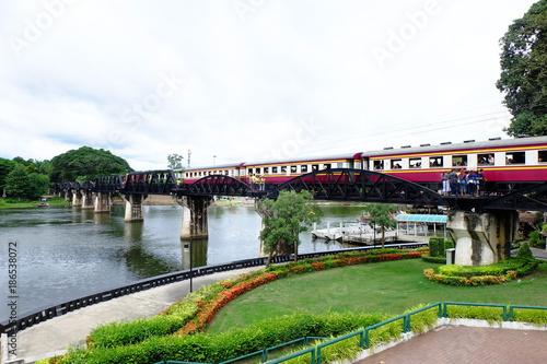 Papiers peints Ponts The Bridge of the River Kwai