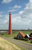 Leuchtturm bei Den Helder - 186573271