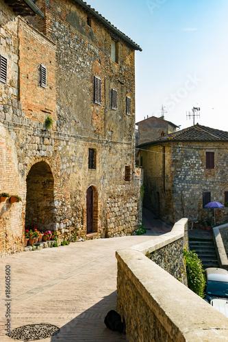 San Gimignano - 186605600