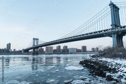 Papiers peints Ponts New York, Manhattan Bridge