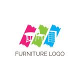 Furniture logo - 186622057