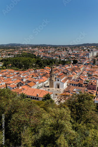 Foto Murales Tomar is one of Portugal's historical jewels and more significantly was the last Templar town to be commissioned for construction.