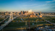 Dallas Downtown Sunset
