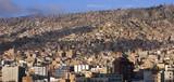 City of La Paz - Bolivia - 186710068
