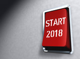 red switch start 2018, free copy space