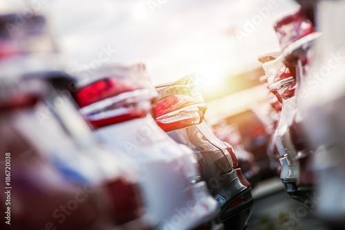Automotive Sales Theme