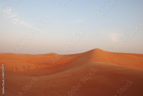 Keuken foto achterwand Dubai Wüste Dubei