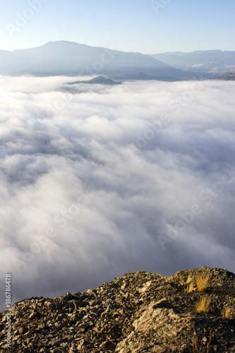 Fog Clouds - 186786478