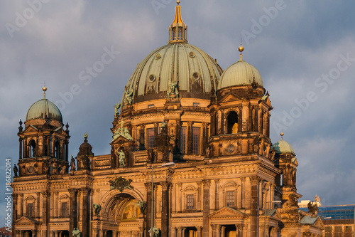 Papiers peints Berlin Germany Berlin cathedral